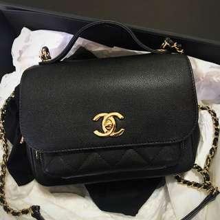 Chanel側掮小手袋