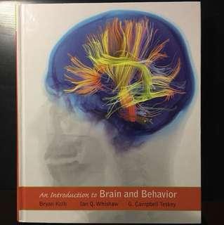 Hmb200- An introduction to Brain and Behaviour 5th ed. Bryan Kolb