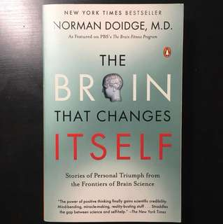 Hmb200- The Brain that changes itself by Norman Doidge