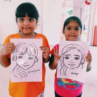 Caricature Booths For Events And Parties Etc