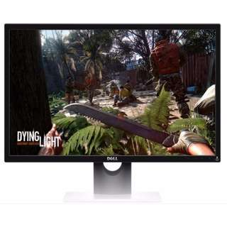 "24"" DELL 2417HG gaming monitor new sealed in box (3 years local warranty)"