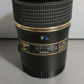 Tamron Marco lens