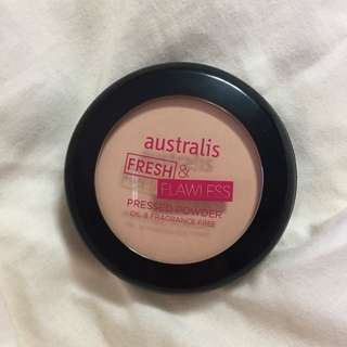 Australis Fresh & Flawless Pressed Powder