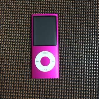 粉紅IPOD 8GB