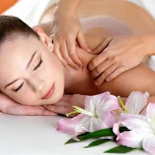 Massage voucher