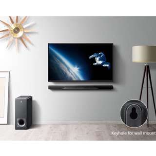 YAS-207BL with wireless subwoofer