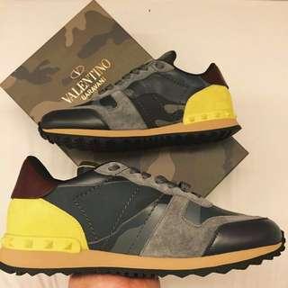 Valentino Classic Rockrunner Sneaker U.K. 7