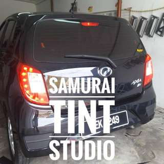 tinted Axia rm120