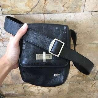 Ori Braun Buffel Sling Bag