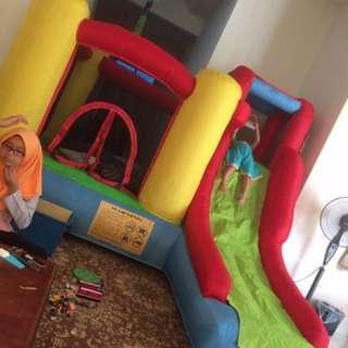 Indoor/Outdoor Bouncy Castle