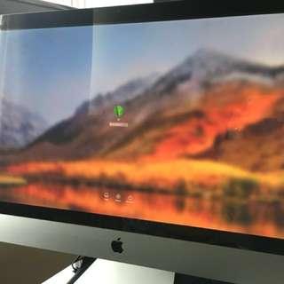 iMac 27' i7 QuadCore 8G 1T SSD (BTO) highest configuration