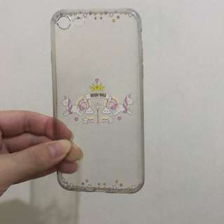 Unicorn Softcase for Iphone 7