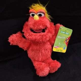 Sesame Street Murray plush