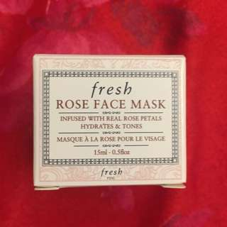 Rose Face Mask #1212YES
