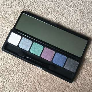 E.L.F PRISM EYESHADOW PALETTE IN SMOKE