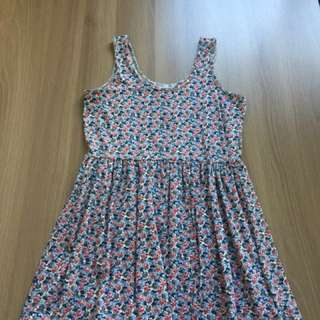 Cotton On Casual Floral Dress