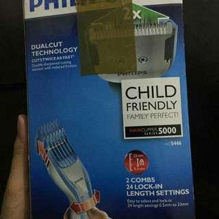Philips child friendly razor
