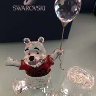 Swarovski Winnie the Pooh