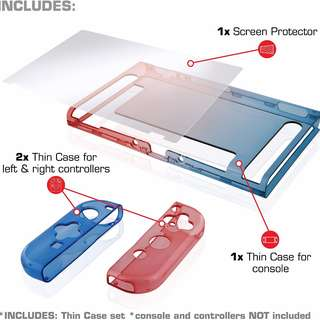 SOLD OUT Nyko Thin Case Nintendo Switch