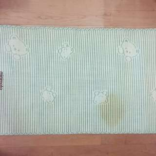 嬰兒夏天訓覺墊連嬰兒車墊