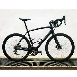 Specialized S-Works Roubaix SL4 Disc, with Dura-Ace Di2