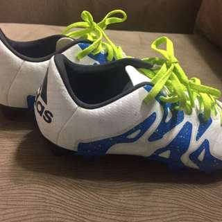 Kid Football shoe
