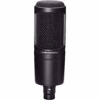 AT2020 Cardioid Condenser Microphone *NEW STOCK reduced price*