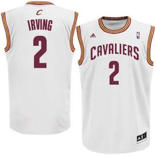 Brand New White Cleveland Cavaliers Jersey