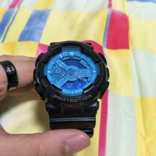 Used G shock watch