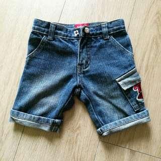 Short jeans pant (12-18 mths)
