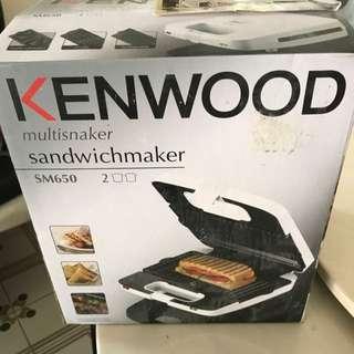 Kenwood Multi Snacker Sandwich maker