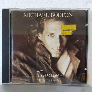 CD》Michael Bolton - Timeless (The Classics)