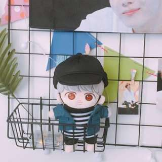BTS JIMIN DOLL SET