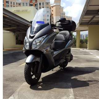 Honda Silverwing SWT400