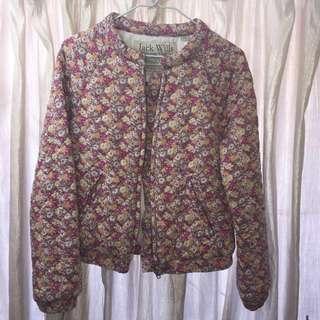 Jack Wills x Liberty Art Fabrics𢵧薄棉jacket