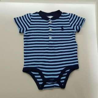 Ralph Lauren Baby Romper (3months)