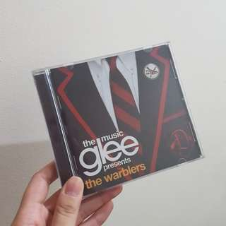 Glee the Music Presents: The Warblers CD