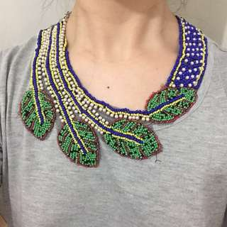 Statement necklace / kalung