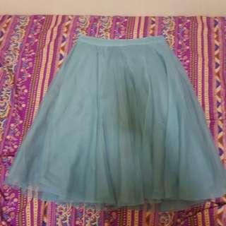ESPRIT Minty Green Skirt