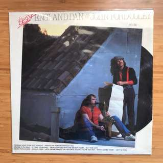 England Dan & John Ford Coley LP Vinyl second hand