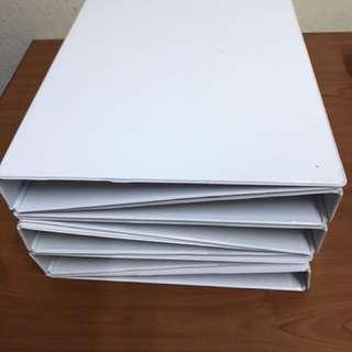 White files