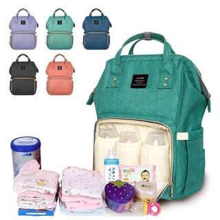 Land Diaper Backpack Large Capacity