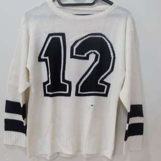 12 Sweater rajut