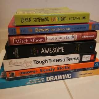 English Nonfiction Books
