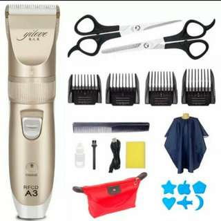 (Ready Stocks) New Professional Hair Shaver / Hair trimmer /Hair Clipper