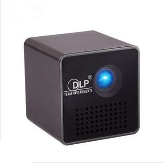 DLP Mobile Projector UNIC P1+ WIFI Wireless Mini Handheld Home Theatre Projectors For Android Apple iOS