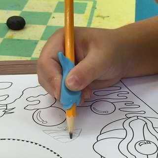 Dolphin Pencil Grip / Pencil Corrector Tool