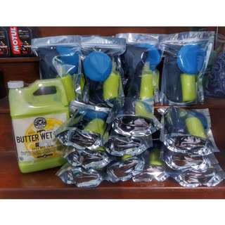 (FREE DELIVERY ISLANWIDE) Chemical Guys Butter Wet Wax (220ml)