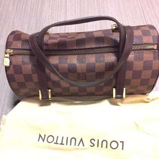 Louis Vuitton Papillon Handbag (price reduced)