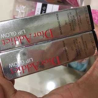 🚚 Dior 唇膏 (色號001)